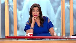 Ximena quiere que su hija la apoye y consiga una pensión para su hermana menor - La Jueza (3/4)