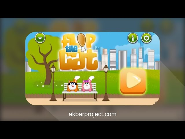 Game Flip The Cat - Trailer Demo | Jasa Game dan Media Interaktif