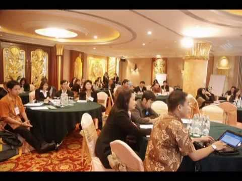 """Kegiatan Seminar """"Change Management Agent"""" in Thailand Oct' 2011 for ASEAN Electicity Company"""