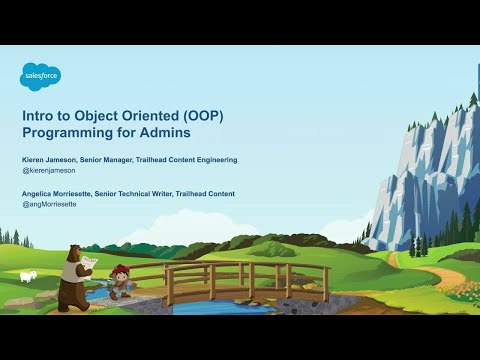 Intro to Object Oriented Programming (OOP) for Admins