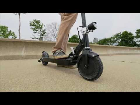GLION Dolly Adult Foldable Electric Scooter