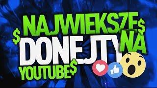 🤑 5 NAJWIĘKSZYCH DONATE na polskim YouTube! #5 | ZairoxTV