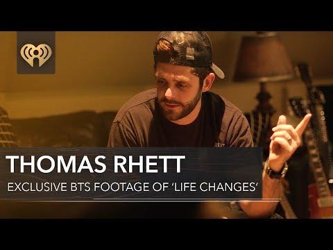 Thomas Rhett Exclusive BTS 'Life Changes' | Inside The Music