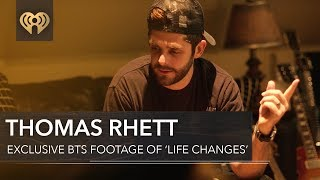 Thomas Rhett Exclusive BTS 'Life Changes' | Inside the Music