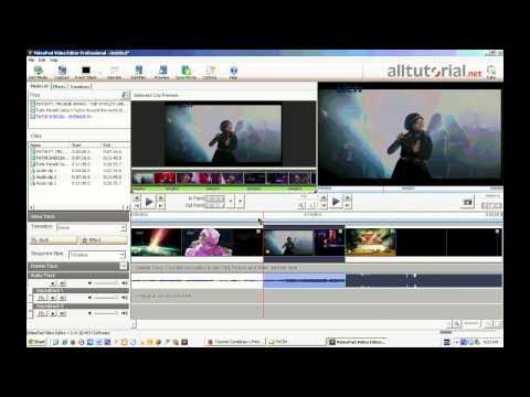 Cara Menggungkan Video Dengan Videopad