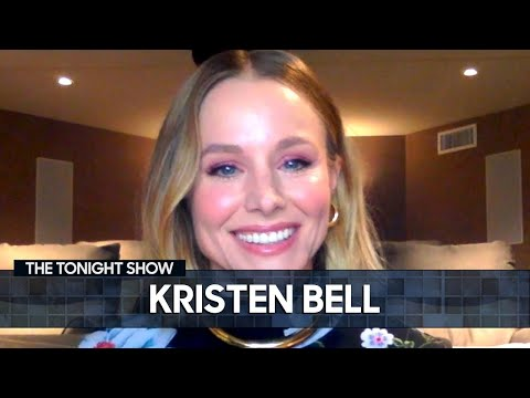 Kristen Bell on Her ShoutoutfromObama and the Return of Gossip Girl | The Tonight Show