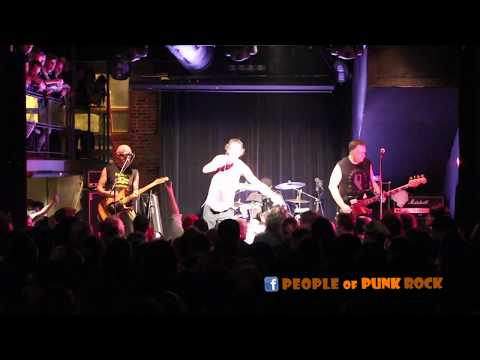 SUBHUMANS - Strange Land @ Le Cercle, Québec City QC - 2017-11-26