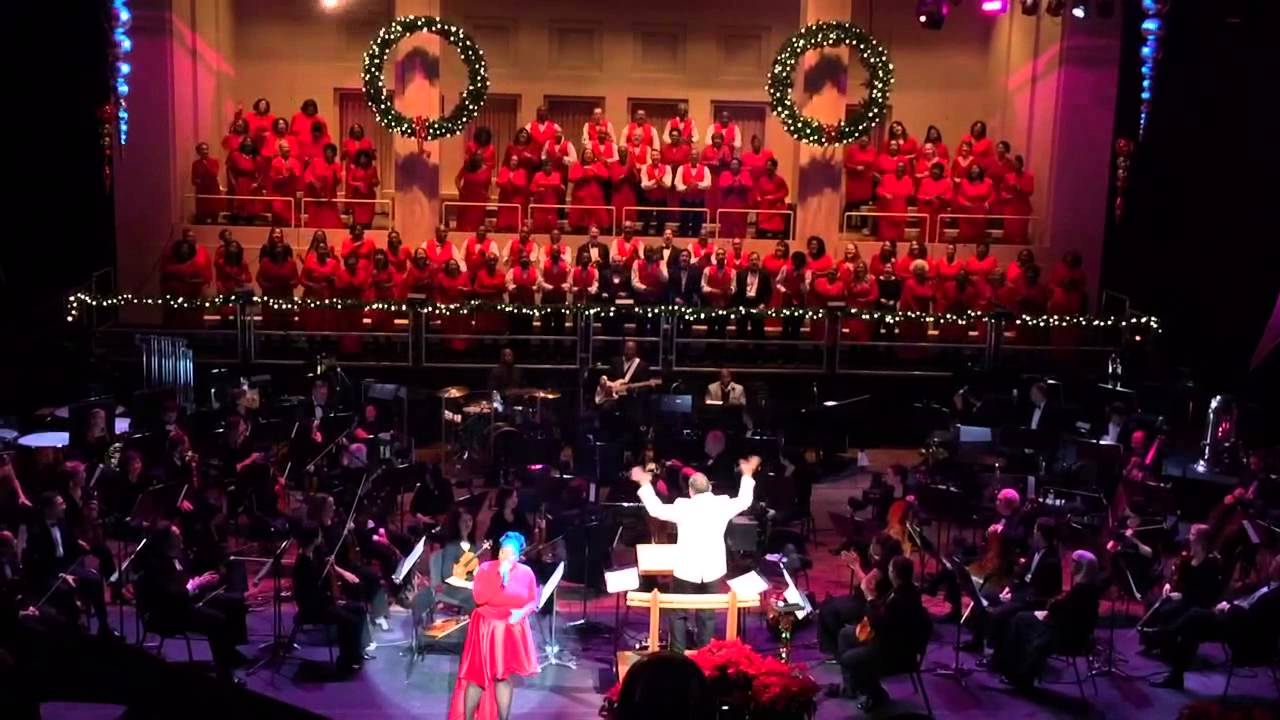 Gospel Christmas 2014 - YouTube