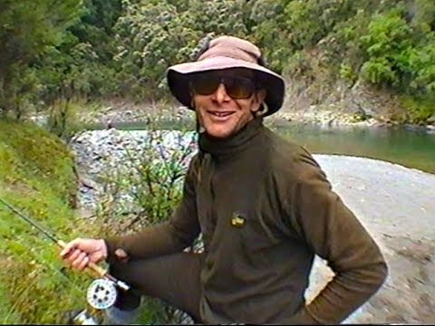 Fly Fishing New Zealand ** Wilderness TROUT Adventure ** From the Archives
