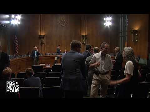 WATCH LIVE: Senate Committee Questions Whether Google Is Censoring Search Engine Results
