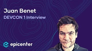 Interview with Juan Benet of IPFS at DEVCON1 in London