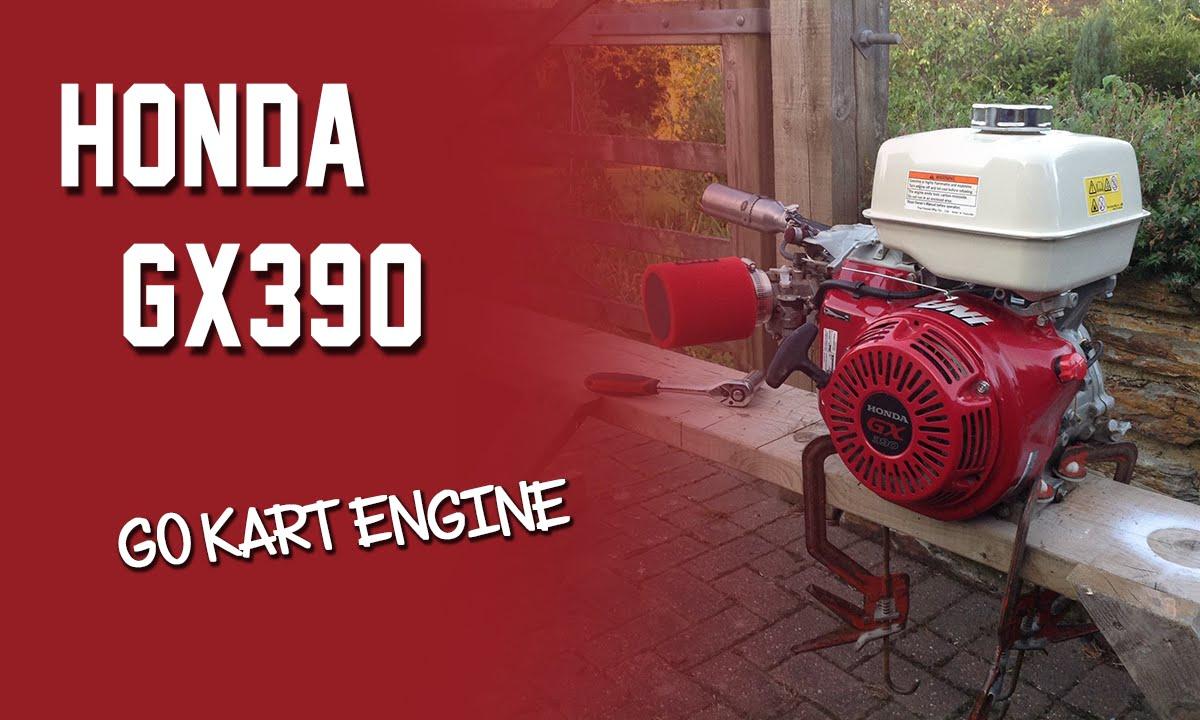 Honda Gx390 Go Kart Engine