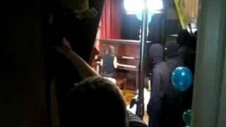 4/6 Tegan & Sara - On Speed! @ BIYH Video Shoot, Vancouver