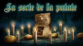 La secte de la patate - Les histoires bizarres du professeur Zarbi