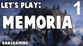 Let's Play Memoria - Part 1 - Walkthrough w/ Dan - HD Gameplay - Adventure