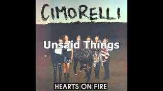 Cimorelli - Unsaid Things (official studio version)