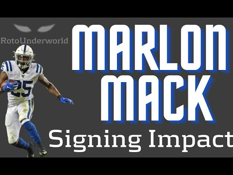 Marlon Mack 2021