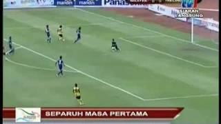 Malaysia 2 - 1 Thailand Sea Games 26th Jakarta (Football)