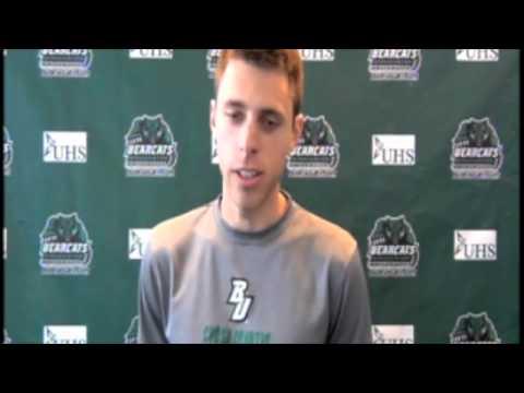 Binghamton University Athlete of the Week: Vasili Papastrat