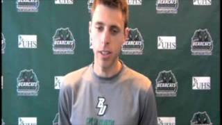 Baixar Binghamton University Athlete of the Week: Vasili Papastrat