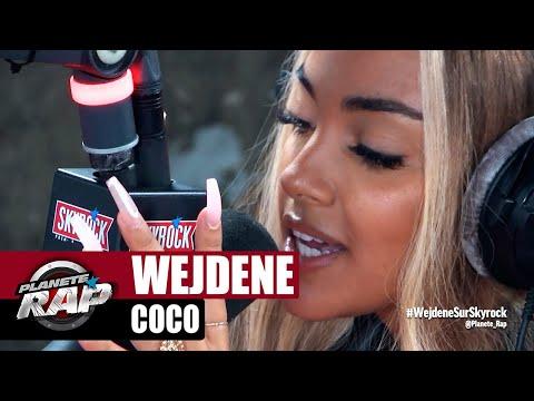 Youtube: Wejdene«Coco» #PlanèteRap