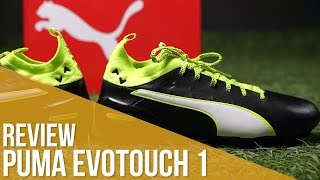 Review Puma evoTOUCH 1