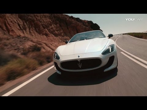 2013 Maserati GranCabrio MC - OFFICIAL TRAILER