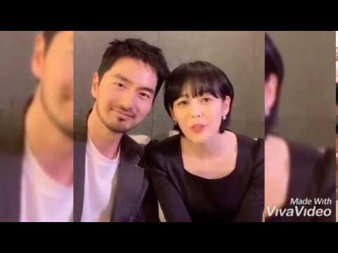 Leehana x Leejinwook cute moments