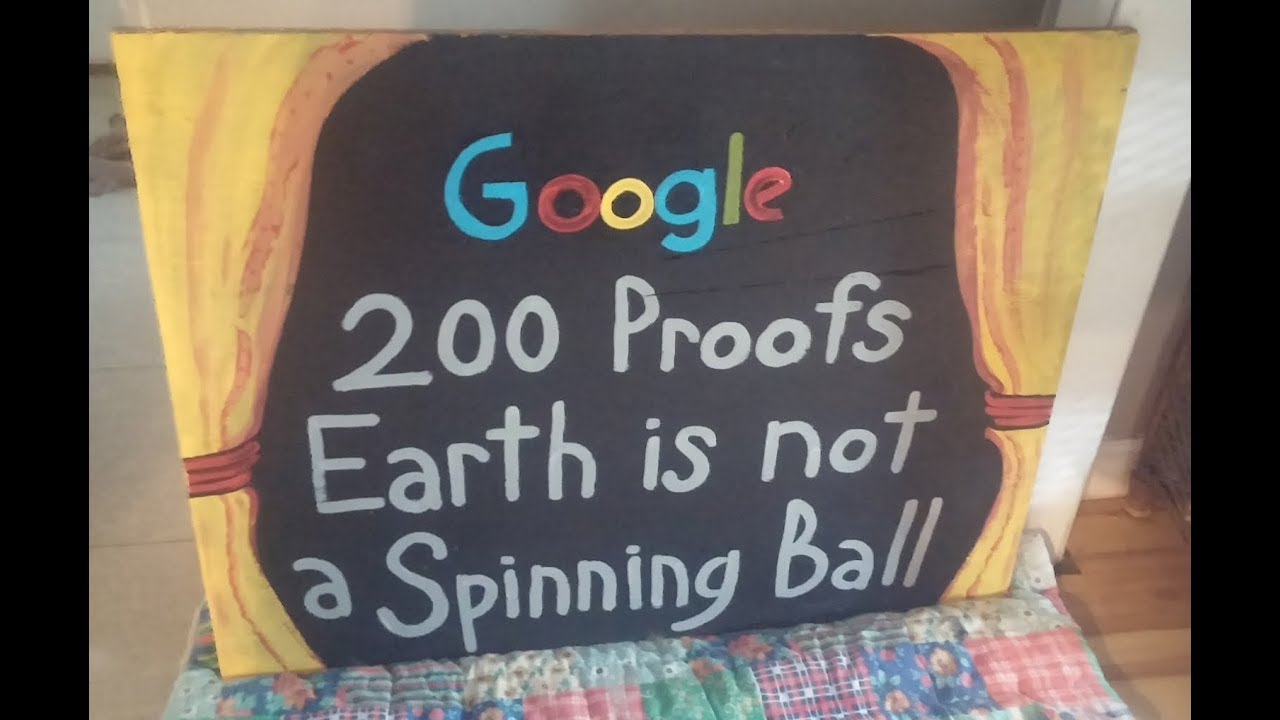 But Why Would They Lie!?  Mantra of the Ball-Earther