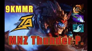 Thunder P. MNZ Slark 9Kmmr -  I dance with death!