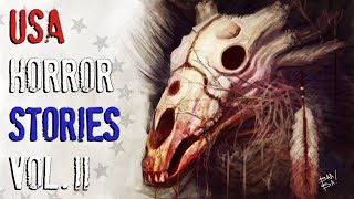 5 Creepy True USA Horror Stories [Texas, Arizona, Missouri, Utah, South Dakota]