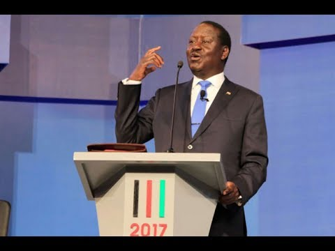 Assessing Raila Odinga's debate performance & President Kenyatta's no show