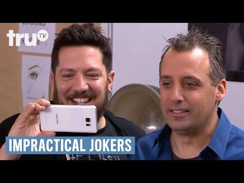 Impractical Jokers – Murr Goes Hairless Punishment  truTV