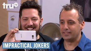 Repeat youtube video Impractical Jokers – Murr Goes Hairless