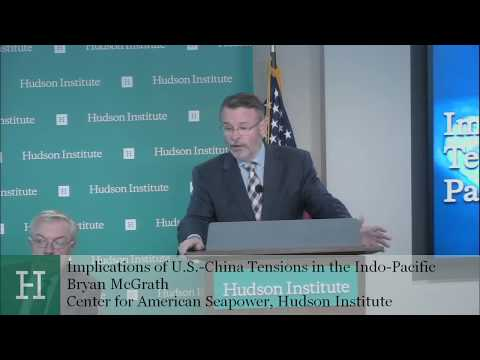 Implications of U.S.-China Tensions in the Indo-Pacific