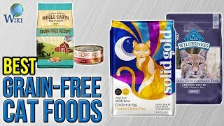10 Best Grain-Free Cat Foods 2017