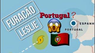 ❗️FURACÃO LESLIE VAI ATINGIR PORTUGAL? 🇵🇹
