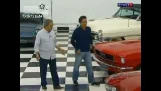 Entrevista - Linha de Chegada - Nelson Piquet - Parte 01/03 - 2011-08-10 - APENAS UMA TELA