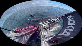 HUGO BOSS: Onboard Cameras