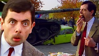 Download TANK Trouble | Mr Bean Full Episodes | Mr Bean Official Mp3 and Videos