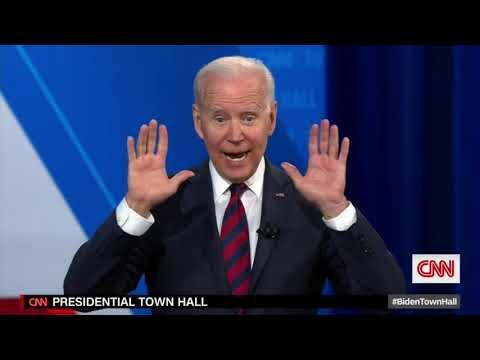 Interview: Joe Biden Participates in a CNN Town Hall in Cincinnati - July 21, 2021