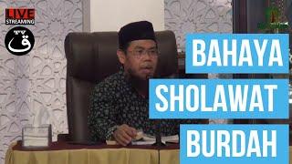 Download SHOLAWAT BURDAH DAN ARTINYA TERNYATA SYIRIK