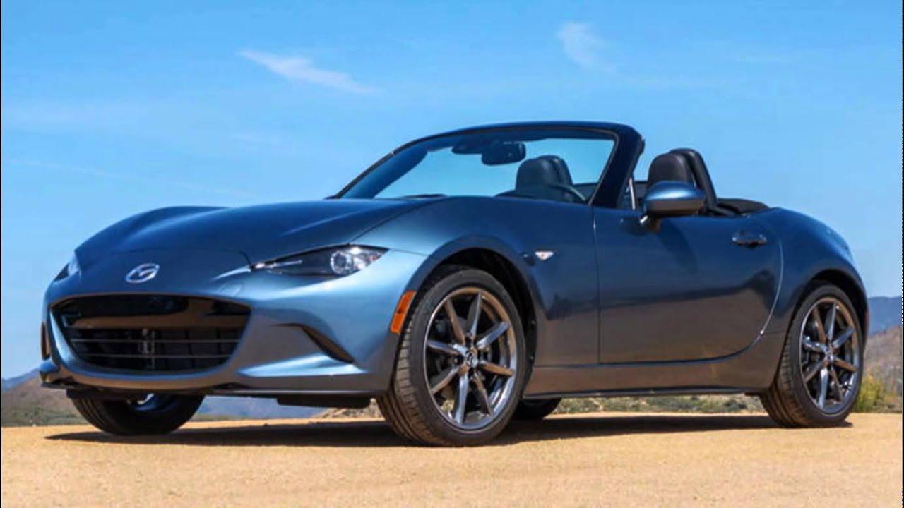 2017 Mx 5 Rf >> 2016 Mazda MX 5 Dinamic Blue Mica - YouTube