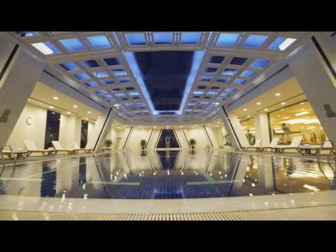 Health Club |China World Hotel| Beijing Five Star Hotel