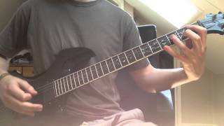 Leeway - Unexpected (Guitar Cover)