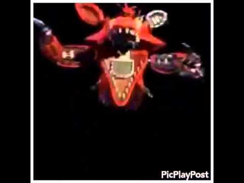 Fnaf2 foxy s jump scare youtube
