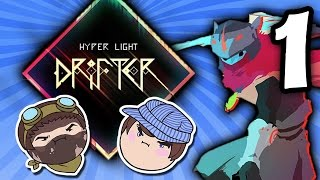 Hyper Light Drifter: Tap Dancing Skeletons - PART 1 - Steam Train