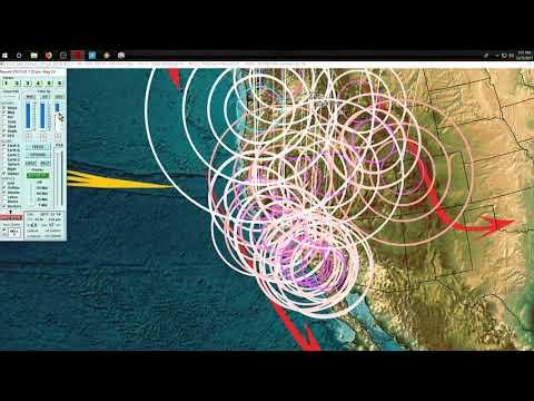 12/13/2017 -- West Coast of Oregon struck by noteworthy M4.0+ Earthquake -- felt across Portland