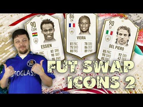 ОБЗОР FUT ICON SWAPS 2 // FIFA 20