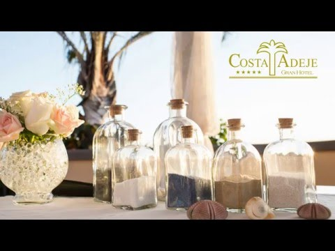 Bodas en COSTA ADEJE Gran Hotel 5* || Weddings in COSTA ADEJE Gran Hotel 5*